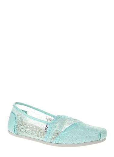 Toms Toms Yürüyüş Ayakkabısı 10005003, MİNT  Yeşil